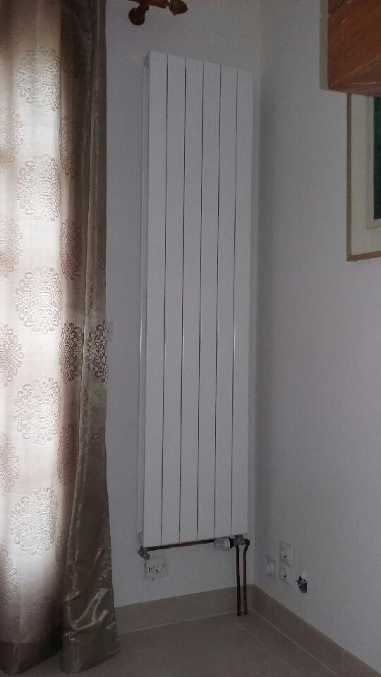 Installation d'un radiateur sur réseau de chauffage existant - GONNEVILLE SUR HONFLEUR - 14600