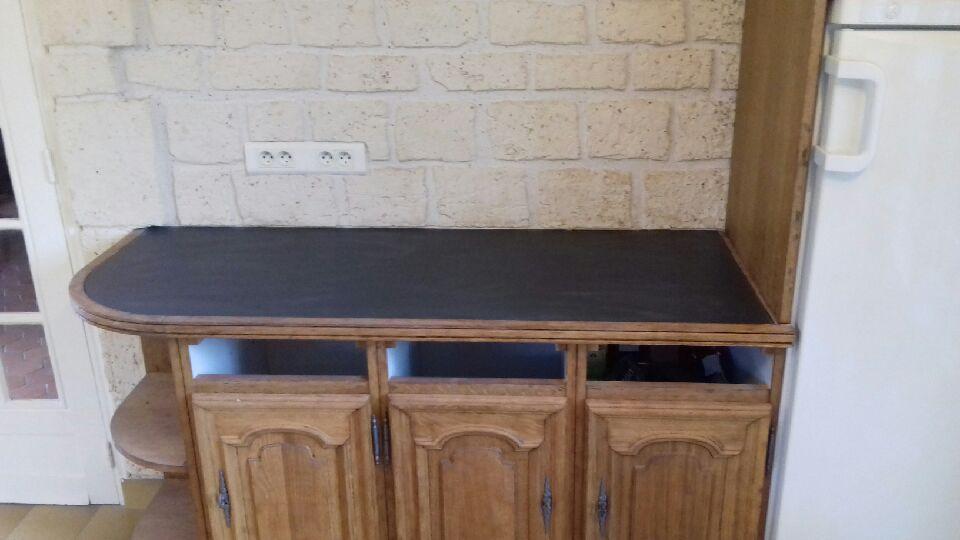 Rénovation d'une cuisine aménagée - 27210 FATOUVILLE GRESTAIN
