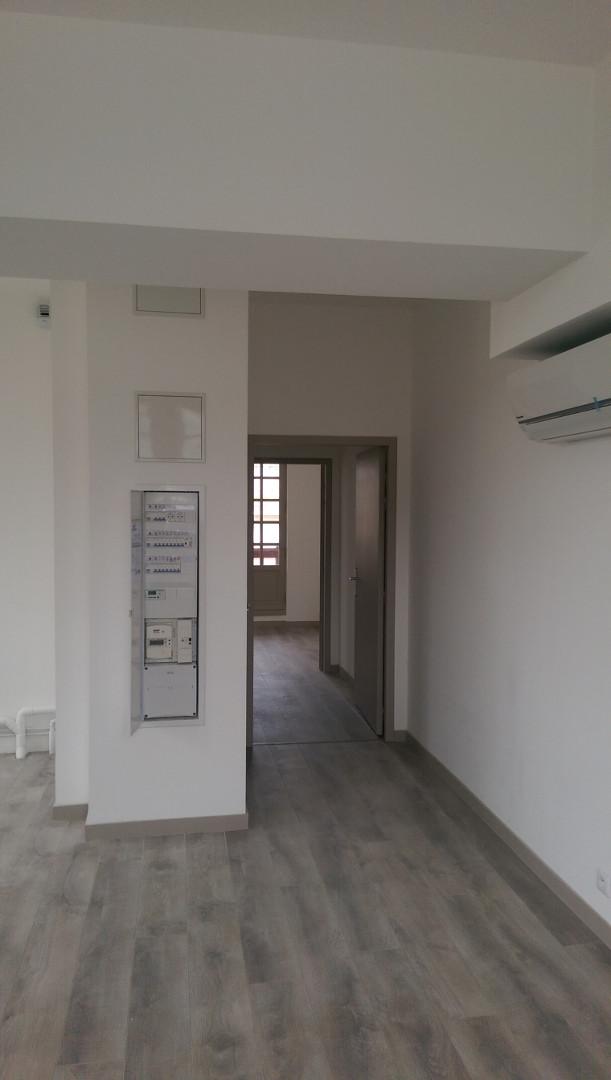 Travaux de plomberie/sanitaires/VMC pour la création de 11 logements à TROUVILLE SUR MER
