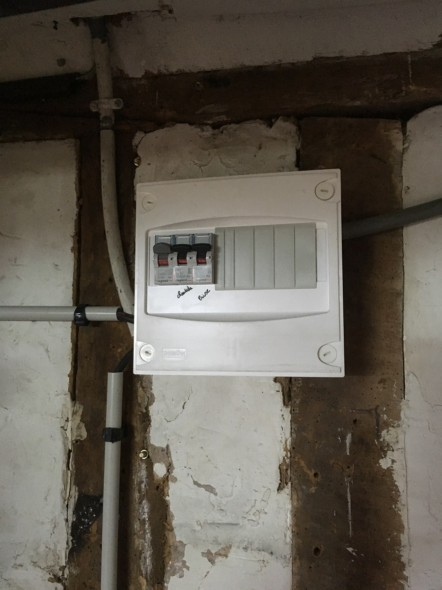 Installation d'une chaudière fioul à condensation - 27210 LA LANDE SAINT LEGER