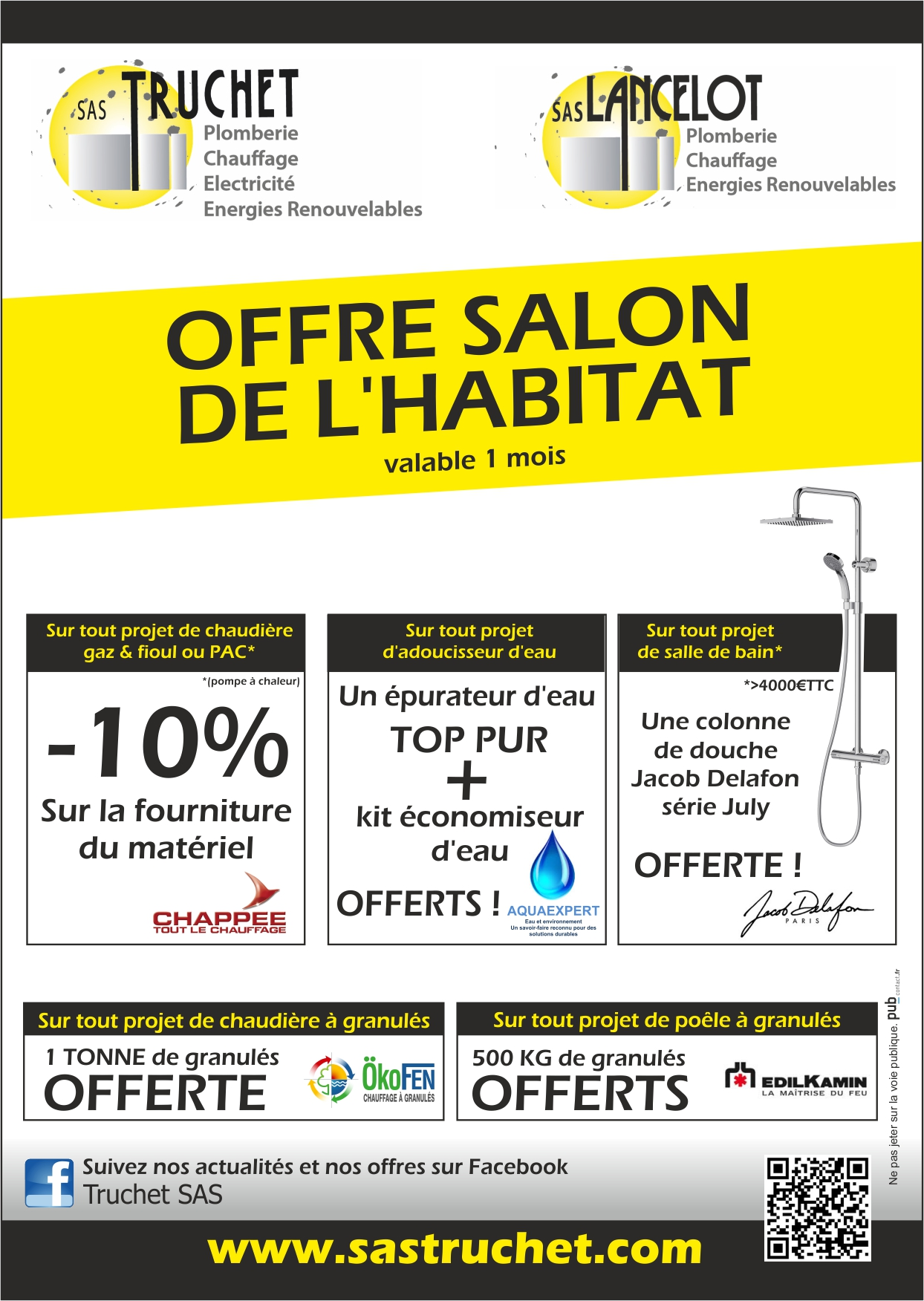 Salon de l 39 habitat de beuzeville 22 23 avril 2017 for Salon de l habitat 2017
